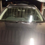 Mercedes Benz Front Windscreen Replacement - After Photo